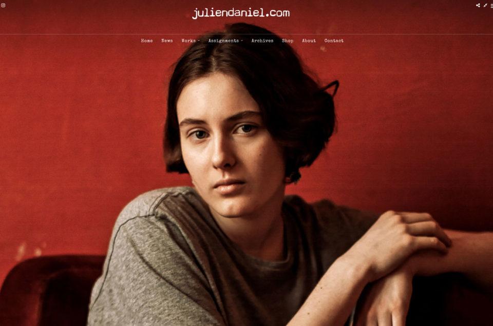 juliendaniel.com est online !