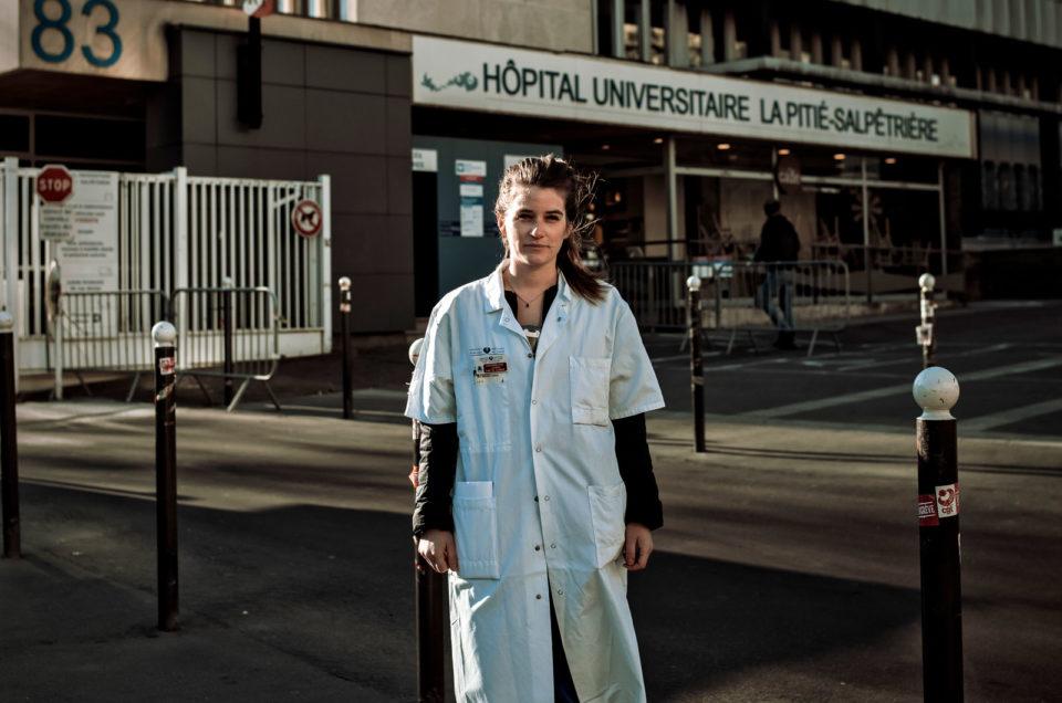 Portrait de Juliette Chommeloux, cheffe réa dans Le Monde
