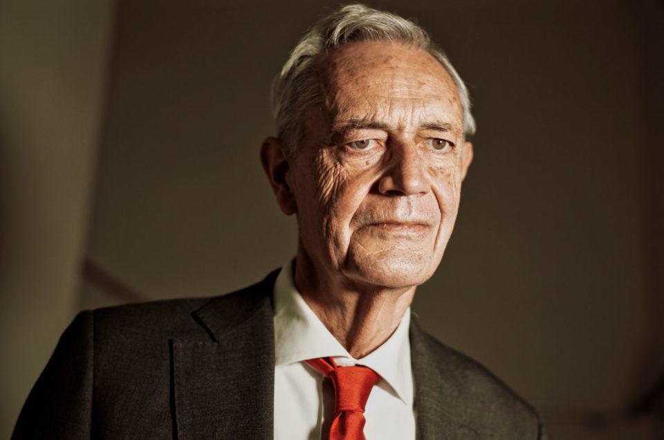 Portrait de Jean-Louis Bianco pour Le Monde