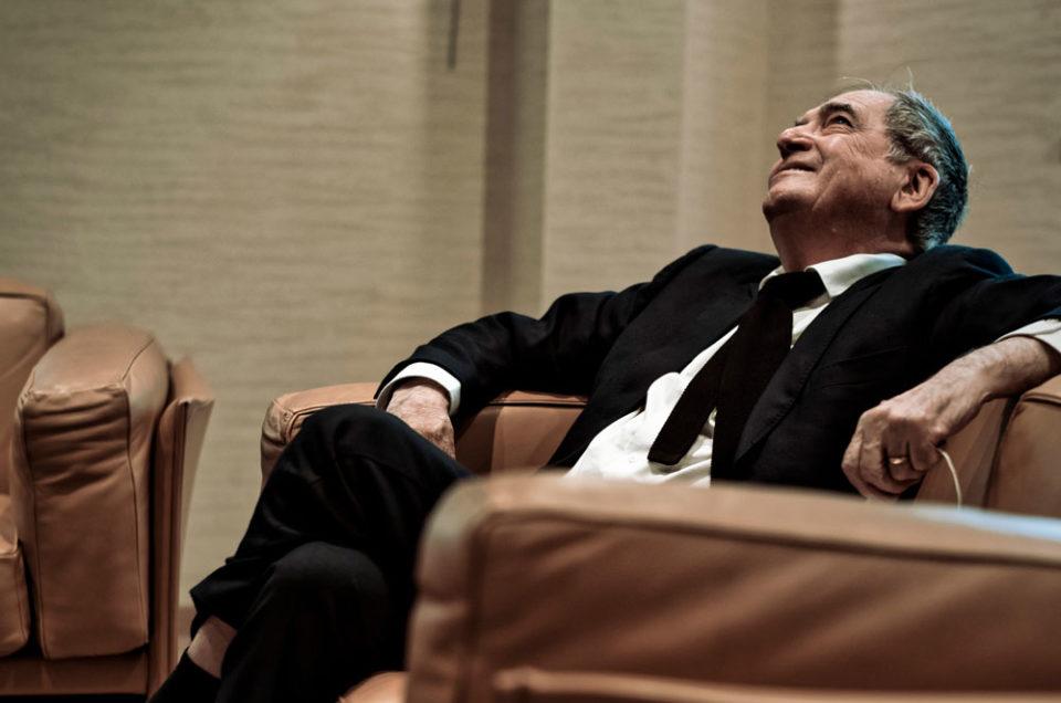 Portrait de Noel Le Graet, Président de la FFF pour Le Monde