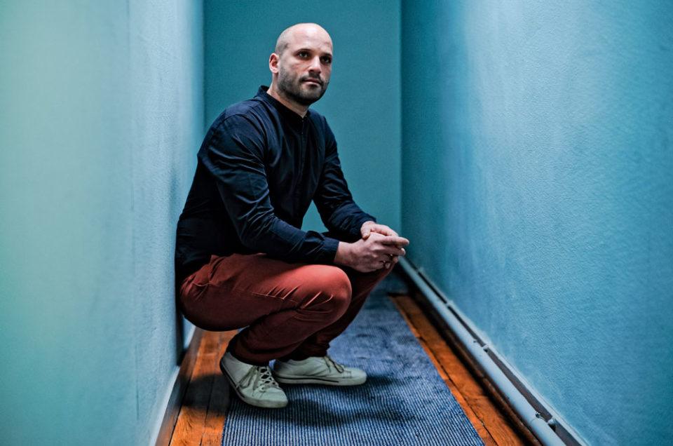 Portrait d'Arnaud Gallais pour l'OBS