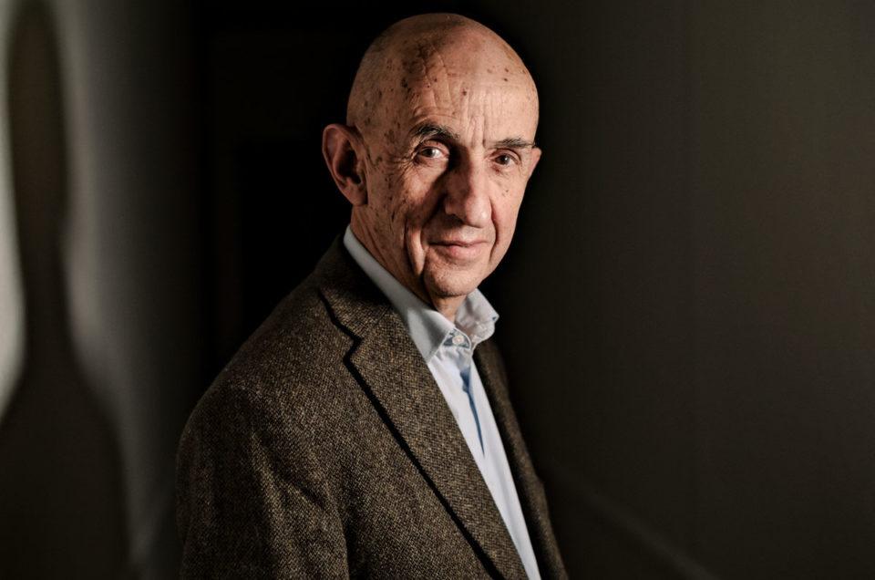 Portrait de Louis Gallois pour l'OBS